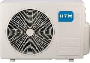 HTW oro kondicionierius/šilumos siurblys oras-oras ANTARCTIC HTWS026IX80SR32 inverter (-25°C)