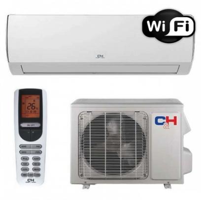 Oro kondicionierius/šilumos siurblys (oras-oras) VERITAS inverter CH-S24FTXL2Q-NG (-25°C)