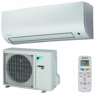 Oro kondicionierius/ šilumos siurblys (oras-oras) Daikin SENSIRA Split Inverter FTXF25B/RXF25B (-15°C)