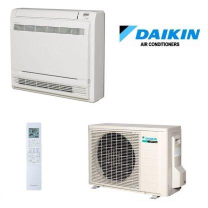 Oro kondicionierius/ šilumos siurblys (oras-oras) Daikin NORDIC Split Inverter FVXM35F/RXTP35N9 (-25°C)