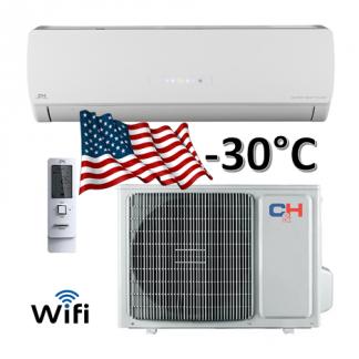 Oro kondicionierius/šilumos siurblys (oras-oras) ICY inverter CH-S18FTXTB2S-W (-30°C)