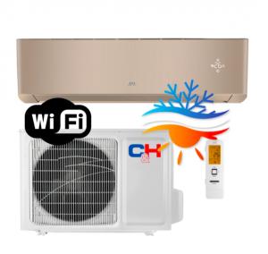 Oro kondicionierius/šilumos siurblys Cooper&Hunter SUPREME GOLD Inverter CH-S09FTXAM2S-GD (-30°C)