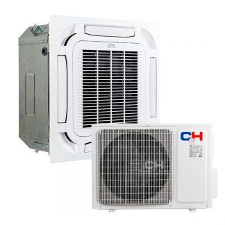 Cooper&Hunter kasetinis oro kondicionierius/šilumos siurblys CH-IC160RK/CH-IU160RM