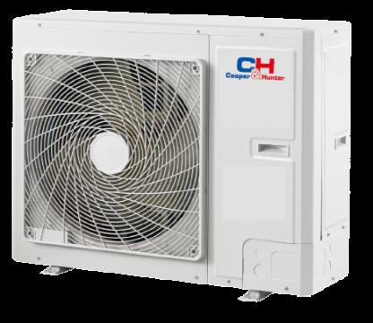 Šilumos siurblys oras-vanduo CH-HP8.0SINK2 - Cooper&Hunter (efektyvus šildymas iki -25°C)