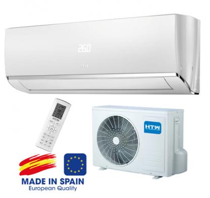 Oro kondicionierius/šilumos siurblys oras-oras HTWS071IX90SR32 inverter (-15°C)