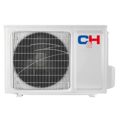 Oro kondicionierius/šilumos siurblys Cooper&Hunter SUPREME BLACK Inverter CH-S12FTXAM2S-BL (-30°C)
