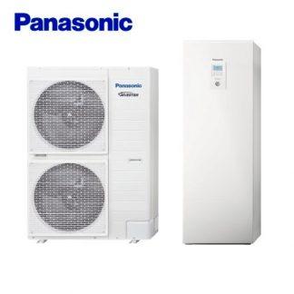 """Panasonic Aquarea T-CAP """"All in One"""" šilumos siurblys oras-vanduo KIT-AXC16HE8 (-28°C) (trifazis)"""