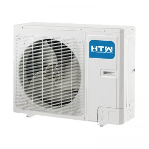 HTW konsolinis split tipo oro kondicionierius/šilumos siurblys HTW-F-026L01R32 (-22°C)