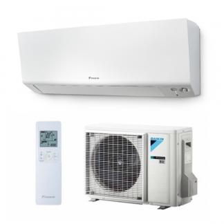 Oro kondicionierius/ šilumos siurblys (oras-oras) Daikin PERFERA Split Inverter FTXM20R/RXM20R (-20°C)