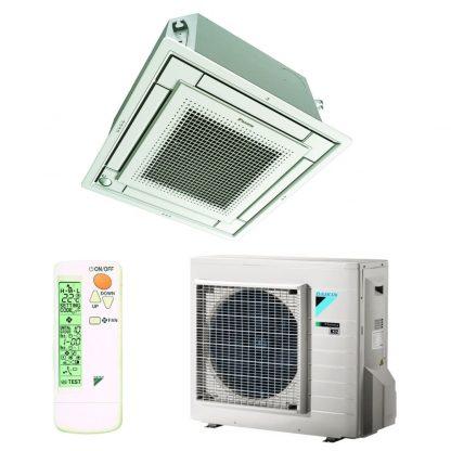 Oro kondicionierius/ šilumos siurblys (oras-oras) Daikin Split COMPACT Inverter FFA60A9/RXM60R (-20°C)