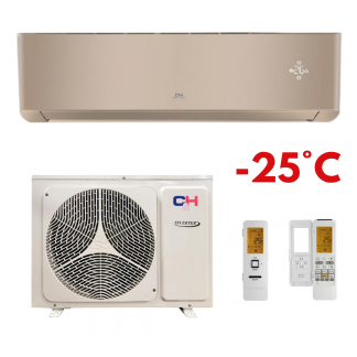 Oro kondicionierius/šilumos siurblys Cooper&Hunter SUPREME CONTINENTAL Inverter CH-S09FTXAL-GD (-25°C)